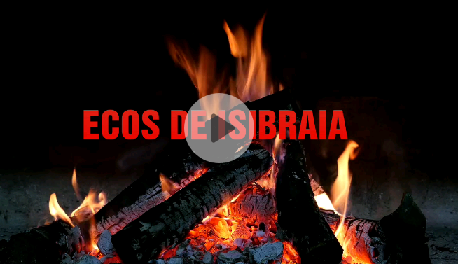 Ecos de Isibraia en Youtube el 1 junio
