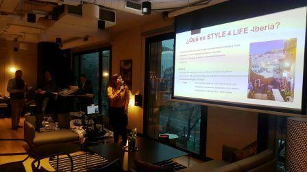 Pilar Elez lanza su blog STYLE 4 LIFE IBERIA
