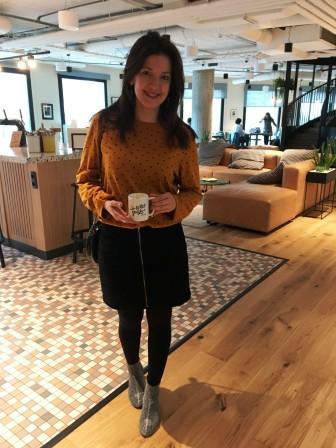 Pilar Elez é a fundadora de Style 4 Life Iberia