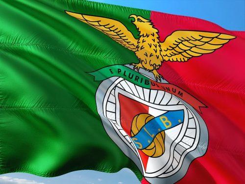 A rica e gloriosa formação do Benfica