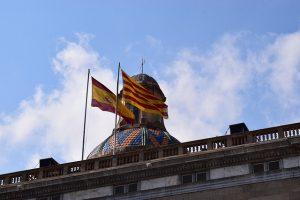 Cataluña y España en conflicto social