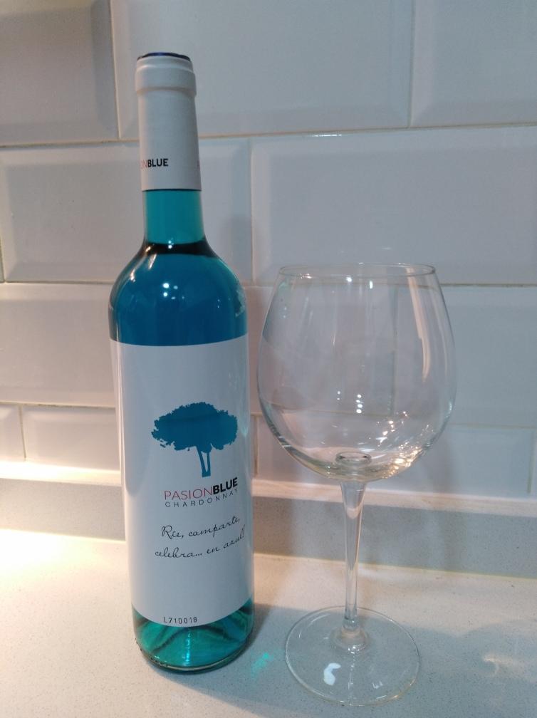 Vinhos azuis uma alternativa de verão