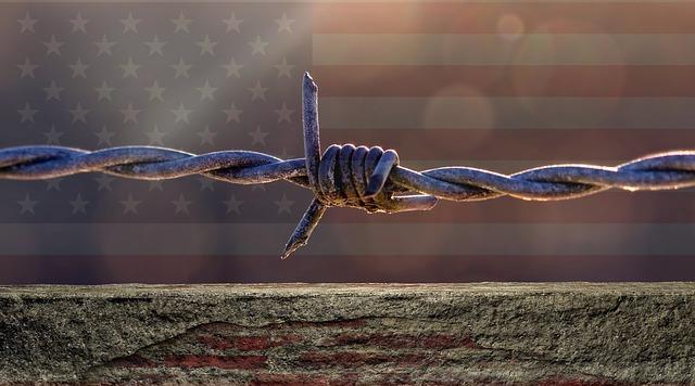 A conflictiva fronteira entre norte-americanos e mexicanos