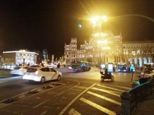 Más portugueses en Madrid