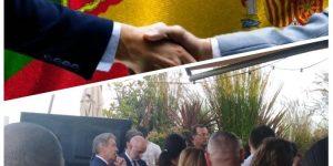 fiesta del I aniversario de RaiaDiplomatica.info