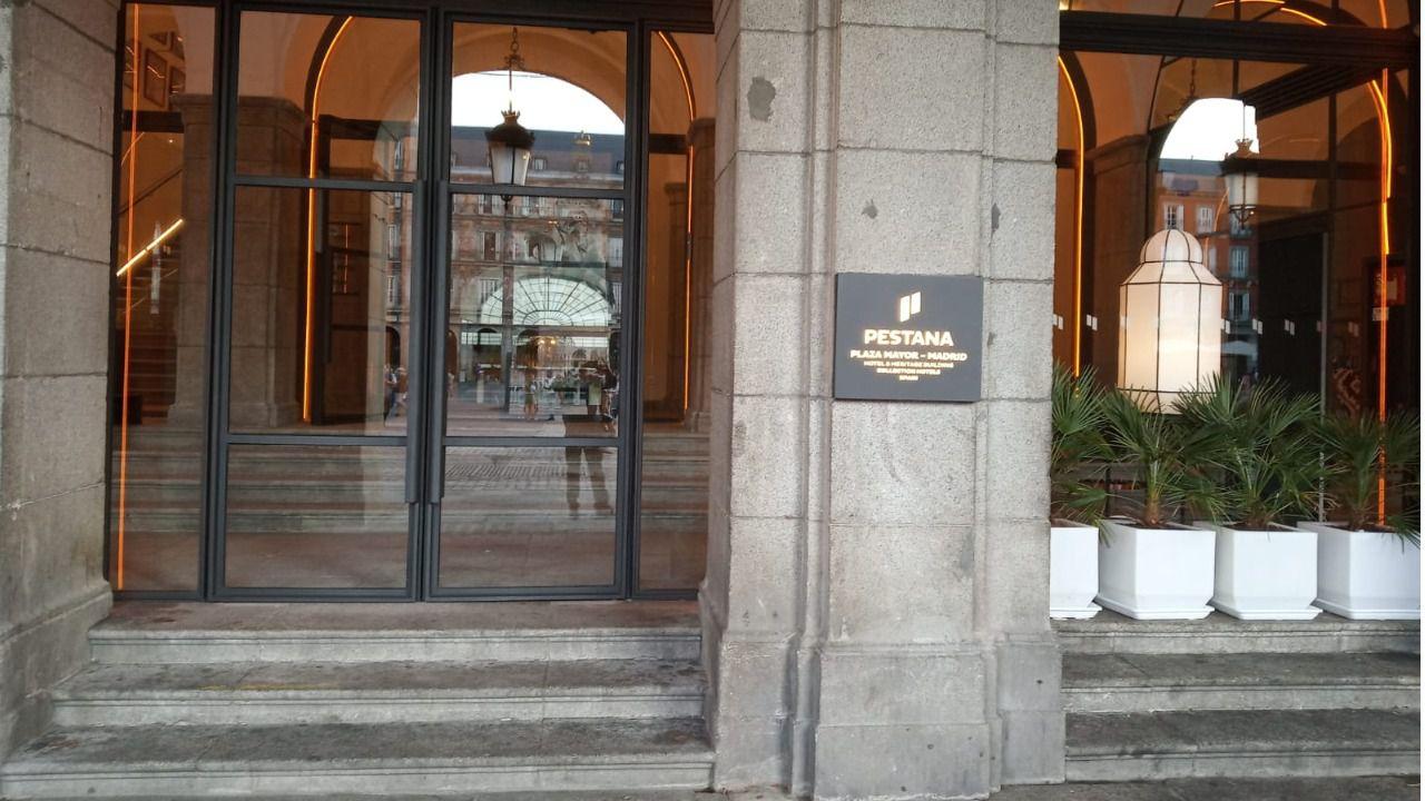 Hotel Pestana da Plaza Mayor de Madrid