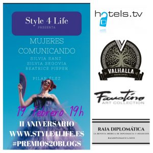 Mujeres comunicando Style4Life