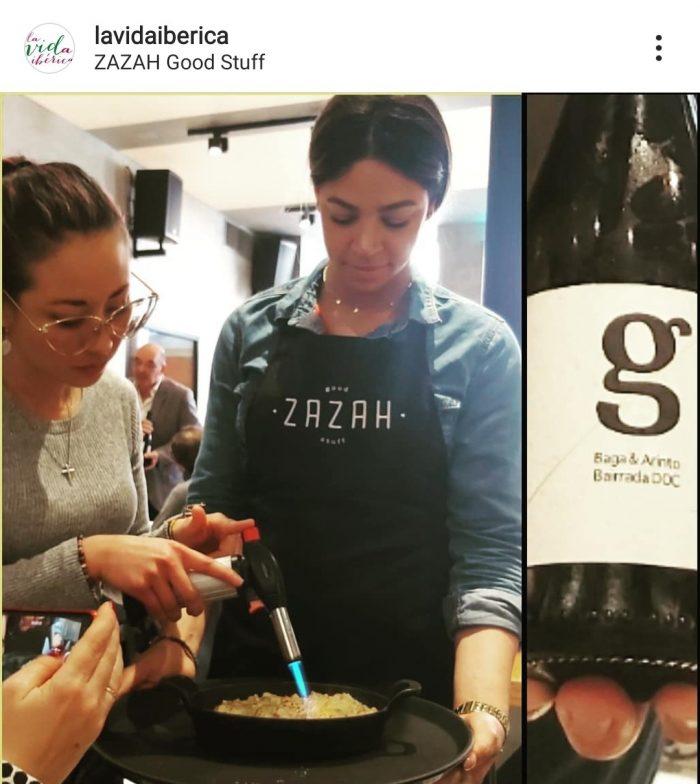 Restaurante Zazah Lisboa