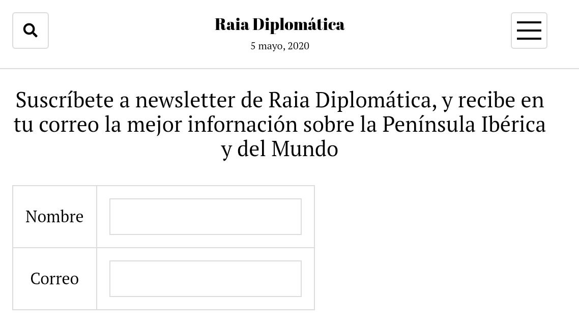 revista de diplomacia