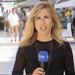 La aragonesa Belén Lorente es la corresponsal de Televisión Española en Portugal