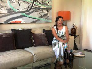 Verónica Fernández de Córdova y Aznar tiene un nuevo proyecto empresarial