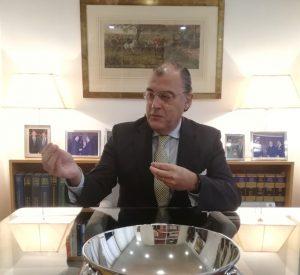 José António Silva e Sousa, Presidente da Fundação Luso-Espanhola