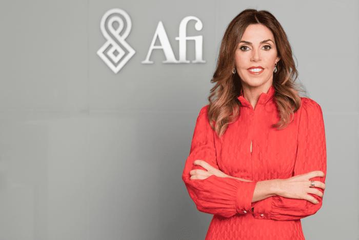Raia Diplomática ha entrevistado a Mónica Guardado, Socia Directora de AFI Escuela de Finanzas