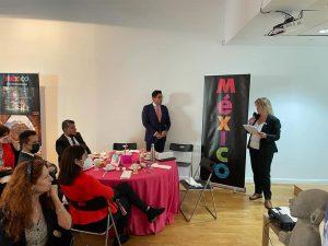 La iniciativa The Door to México