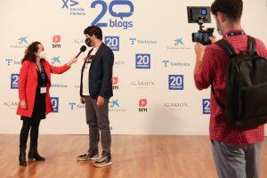 Bruno Caldeira es el director de Raia Diplomática, uno de los mejores blogs de actualidad de España
